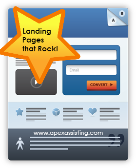 How to Build a Rockstar Landing Page!