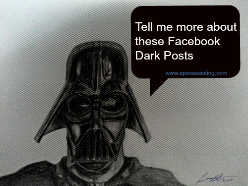 What Are Facebook Dark Posts?