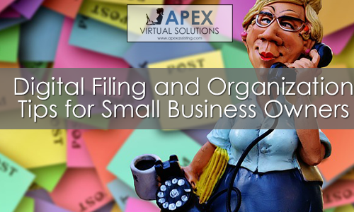 Data-Filing-and-Organization-for-Small-Business