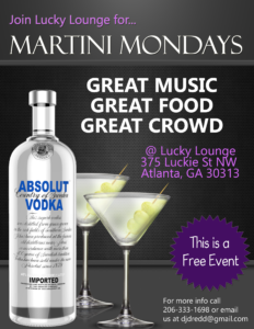 Martini-Mondays–Lucky-Lounge