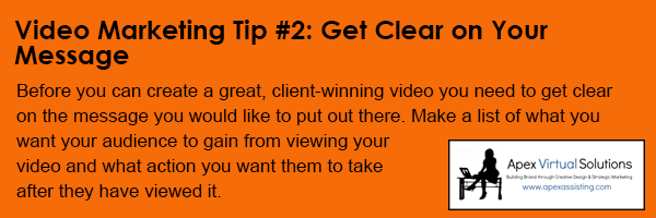 Video-Marketing-Tip-Get-Clear-on-Your-Message