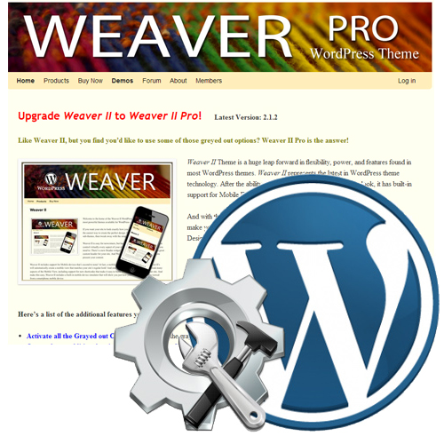 Wordpress-training-for-Weaver-Theme