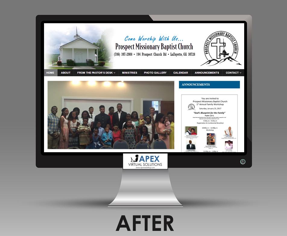 Prospect missionary baptist church case study atlanta virtual ezcol1half ezcol1half ezcol1halfend malvernweather Choice Image
